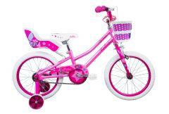 Radius Pixie 16 Girls Bike Gloss Pink/Dark Pink (2020)
