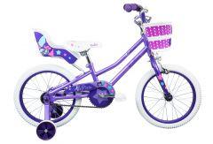 Radius Pixie 16 Girls Bike Gloss Lavender Purple (2020)