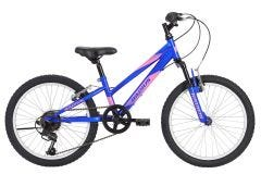 Radius PonyTrail Girls Mountain Bike 20 Inch Glossy Navy Blue/Pink (2019)