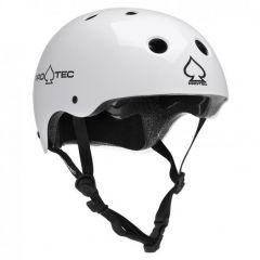 Pro-Tec Classic Cert Helmet Gloss White