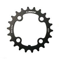 Chain Ring 22T x 64 BCD8/9 Speed Black