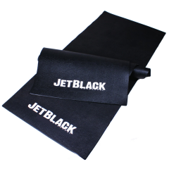 Jet Black Trainer Mat | 99 Bikes