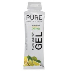 Pure Fluid Energy Gel Lemon & Lime