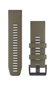 Garmin Silicone QuickFit Watch Band 26mm Coyote Tan