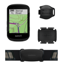 Garmin Edge 530 GPS Bike Computer Bundle
