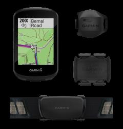 Garmin Edge 530 GPS Bike Computer Bundle