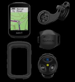 Garmin Edge 530 GPS Bike Computer MTB Bundle