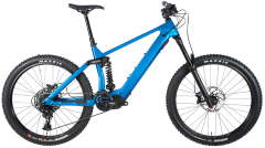 Norco Range VLT C3 Electric mountain Bike Blue (2020)