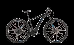 Cube Reaction Hybrid Eagle 500 Electric Mountain Bike Black/Blue (2019)