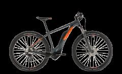 Cube Reaction Hybrid Pro 400 E-Mountain Bike Grey/Orange (2019)
