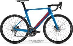 Merida Reacto 6000 Road Bike Glossy Blue/Matt Blue (2021)