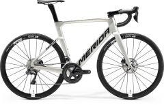 Merida Reacto 7000-E Road Bike Glossy Titan/Silk Titan (2021)