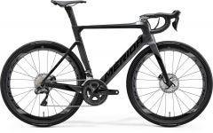 Merida Reacto Disc 8000 E Road Bike Glossy Anthracite/Silk Black (2020)