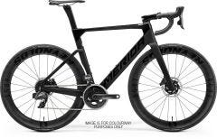 Merida Reacto Force Edition Road Bike Glossy Black/Matt Black (2021)