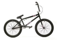 Division Reark BMX Bike Black Polished (2020)