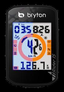 Bryton Rider 15E Bike Computer