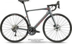 BMC Roadmachine Three Road Bike Grey/Red/Black (2021)