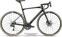 BMC Roadmachine Two Road Bike Carbon/White/Red (2021)