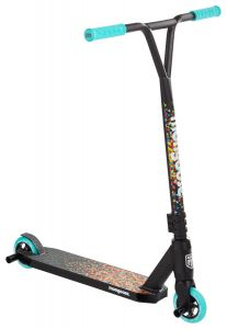 Mongoose Stance Elite Scooter (with Pegs) Black