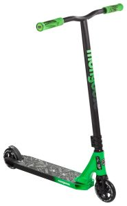Mongoose Stance Team Scooter Black/Green