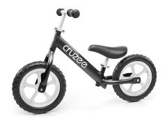 Cruzee Balance Bike Black