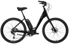 Norco Scene VLT Electric Bike Black/Silver (2020)
