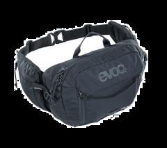 Evoc Hip Pack 3L with 1.5L Bladder Black