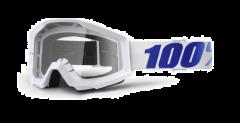 100% Strata Goggles Clear Lens Equinox