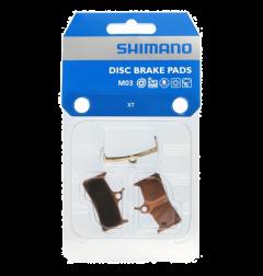 Shimano Deore XT M03 Metal Disc Brake Pads