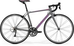 Merida Scultura 100 Women's Road Bike Matt Dark Grey/Purple (2020)