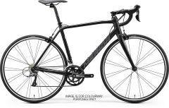 Merida Scultura 100 Road Bike Matt Black/White (2020)