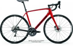 Merida Scultura 6000 Road Bike Dark Silver/Burgundy Red (2021)