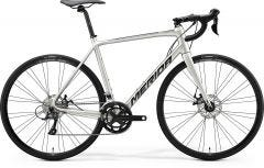 Merida Scultura Disc 200 Road Bike Silk Titan/Black (2020)