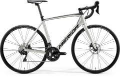 Merida Scultura Disc 4000 Road Bike Silk Titan/Black (2020)