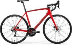 Merida Scultura Disc 5000 Road Bike Silk Race Red/Black (2020)