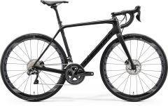 Merida Scultura Disc 8000 E Road Bike Matt Black/Glossy Anthracite (2020)