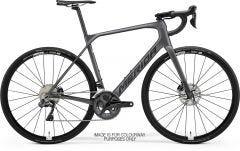 Merida Scultura Endurance 7000-E Road Bike Silk Anthracite/Black (2021)