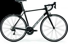 Merida Scultura Rim 400 Road Bike Metallic Black/Grey (2021)