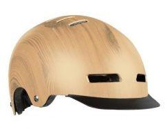 Lazer Street Plus DLX Helmet Matte Wood