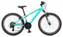 Mongoose Rockadile 24 Girls Mountain Bike Teal (2021)
