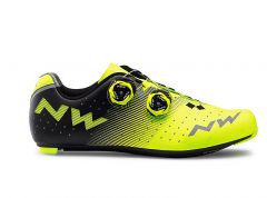 Northwave Revolution Yellow Shoes Fluro/Black
