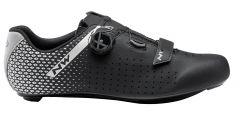 Shoes Northwave Core Plus 2 Black/Silver