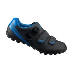 Shimano ME4 MTB Shoes Black/Blue