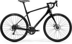 Merida Silex 200 Adventure Road Bike Metallic Black/Anthracite (2020)