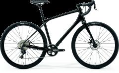 Merida Silex 300 Gravel Bike Glossy Black/Matt Black (2021)