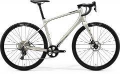 Merida Silex 300 Adventure Road Bike Silk Titan/Black (2020)