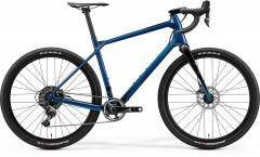 Merida Silex Plus 6000 Adventure Road Bike Glossy Ocean Blue/Black (2020)