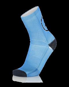 MB Wear Fun Smile Lite Blue Socks