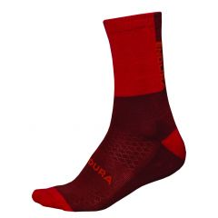Endura Baa Baa Merino II Socks Red