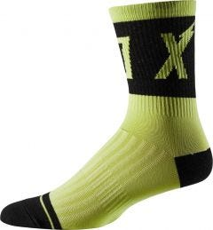 "FOX Trail 6"" Socks Sulphur"
